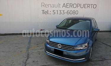 Volkswagen Vento Comfortline Aut usado (2018) color Azul precio $175,000