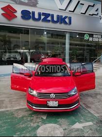 Volkswagen Vento Comfortline Aut usado (2018) color Rojo Flash precio $195,000