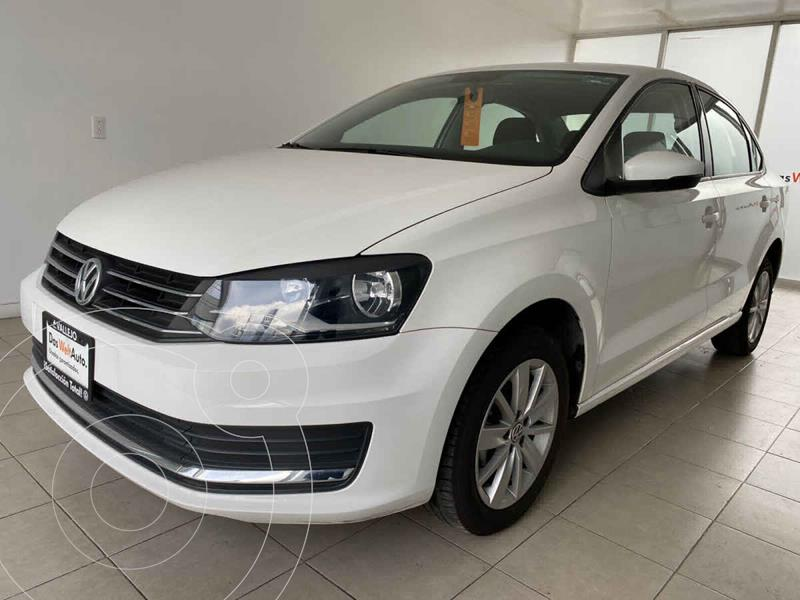 Foto Volkswagen Vento Comfortline usado (2020) color Blanco precio $240,000