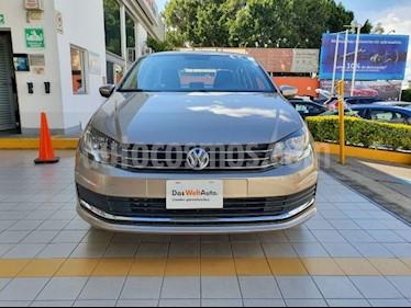 Volkswagen Vento Comfortline usado (2019) color Beige Metalico precio $219,900