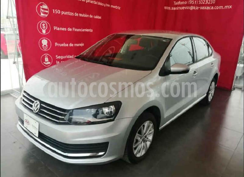 Volkswagen Vento Comfortline Aut usado (2019) color Plata precio $223,500