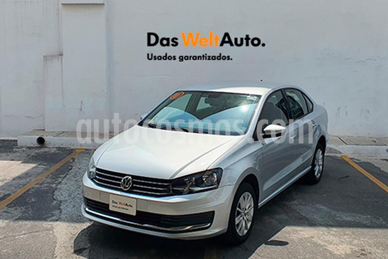 Volkswagen Vento Comfortline Aut usado (2019) color Plata Reflex precio $245,000