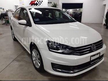 Volkswagen Vento Comfortline Aut usado (2018) color Blanco Candy precio $199,000