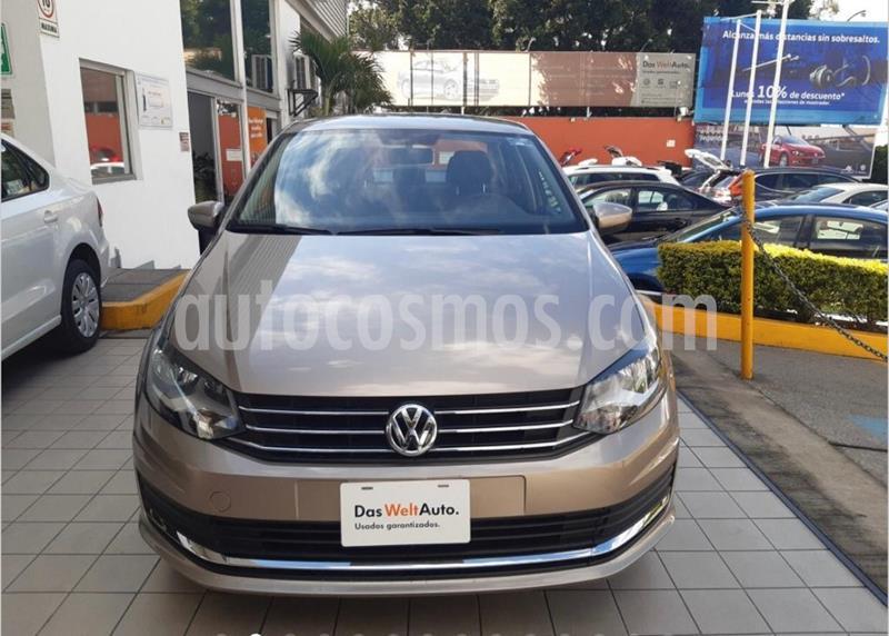 Volkswagen Vento Comfortline Aut usado (2020) color Beige Metalico precio $234,900