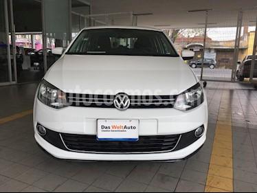 Volkswagen Vento Highline TDI usado (2014) color Blanco Candy precio $129,000