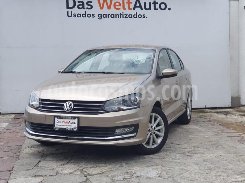 Volkswagen Vento Highline usado (2020) color Beige precio $235,000