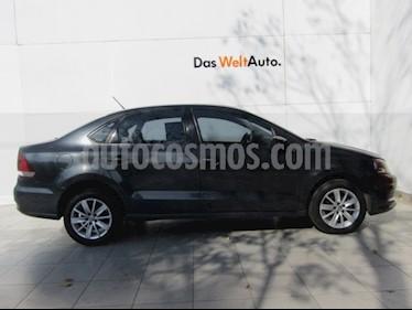 Volkswagen Vento Comfortline usado (2018) color Gris Carbono precio $177,000