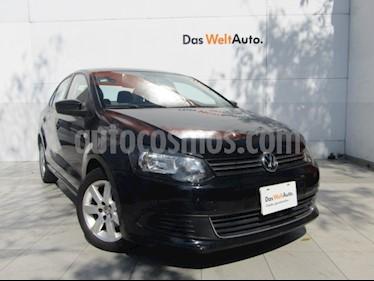 Volkswagen Vento Active Aut usado (2015) color Negro Profundo precio $143,000