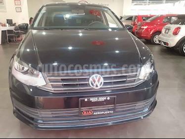 Volkswagen Vento Startline usado (2018) color Negro precio $168,000