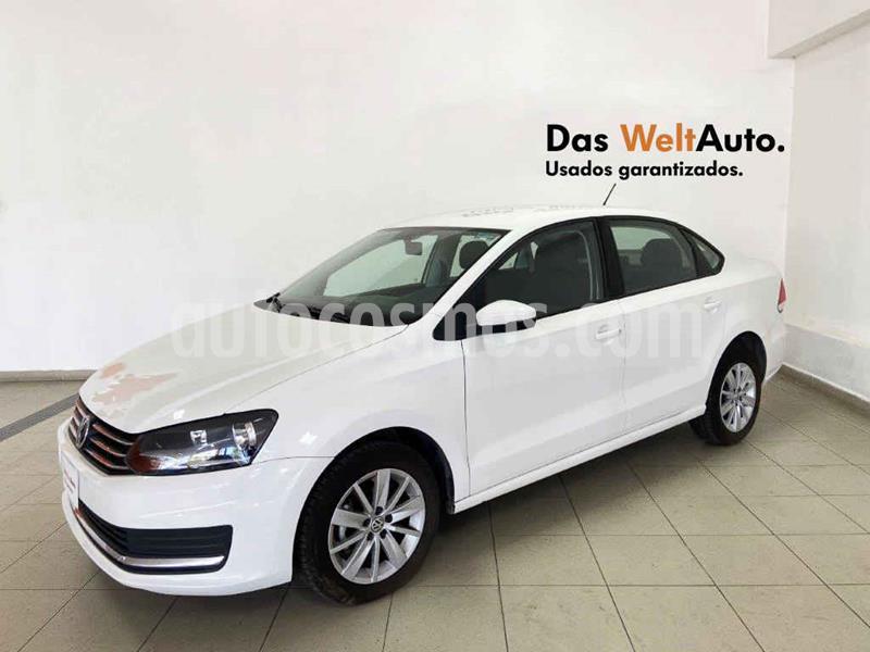 Volkswagen Vento Comfortline usado (2020) color Blanco precio $214,817