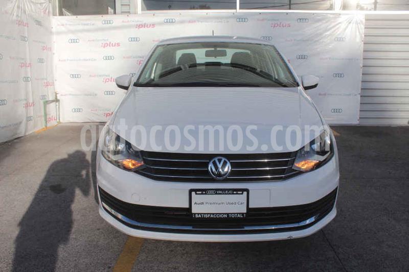 Volkswagen Vento Comfortline usado (2020) color Blanco precio $203,500
