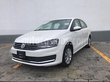 Volkswagen Vento Comfortline Aut usado (2018) color Blanco Candy precio $185,000