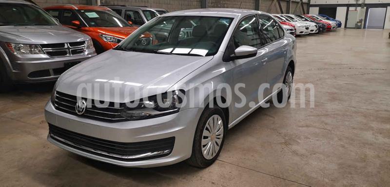 Volkswagen Vento Startline Aut usado (2018) color Plata Dorado precio $164,900