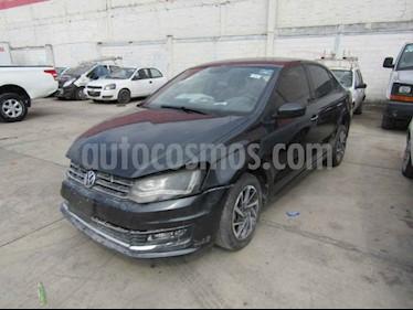 Volkswagen Vento Comfortline usado (2018) color Negro precio $87,000