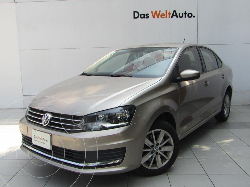 Foto Volkswagen Vento TDI Comfortline usado (2018) color Beige Metalico precio $209,000