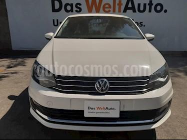 Volkswagen Vento Highline usado (2018) color Blanco precio $210,000