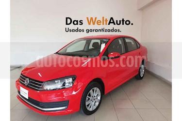 foto Volkswagen Vento Comfortline usado (2019) color Rojo precio $188,700