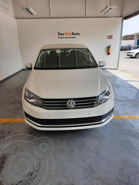 Foto Volkswagen Vento COMFORTLINE 1.6L L4 105HP MT usado (2020) color Blanco Candy precio $235,000