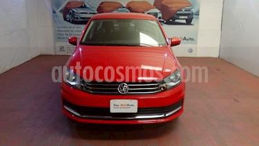 Volkswagen Vento Comfortline usado (2019) color Rojo Flash precio $210,000