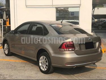 Volkswagen Vento Comfortline usado (2017) color Beige Metalico precio $185,000