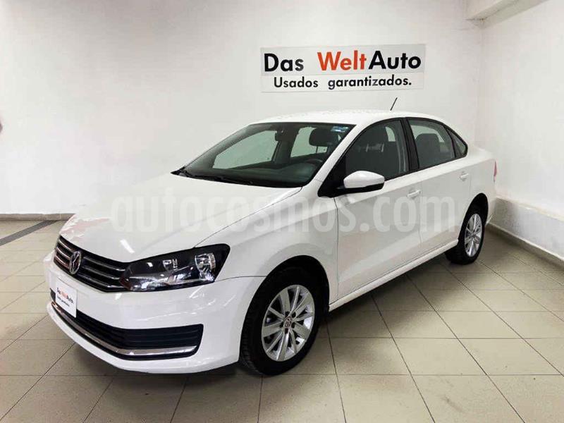 Volkswagen Vento Comfortline usado (2020) color Blanco precio $203,249