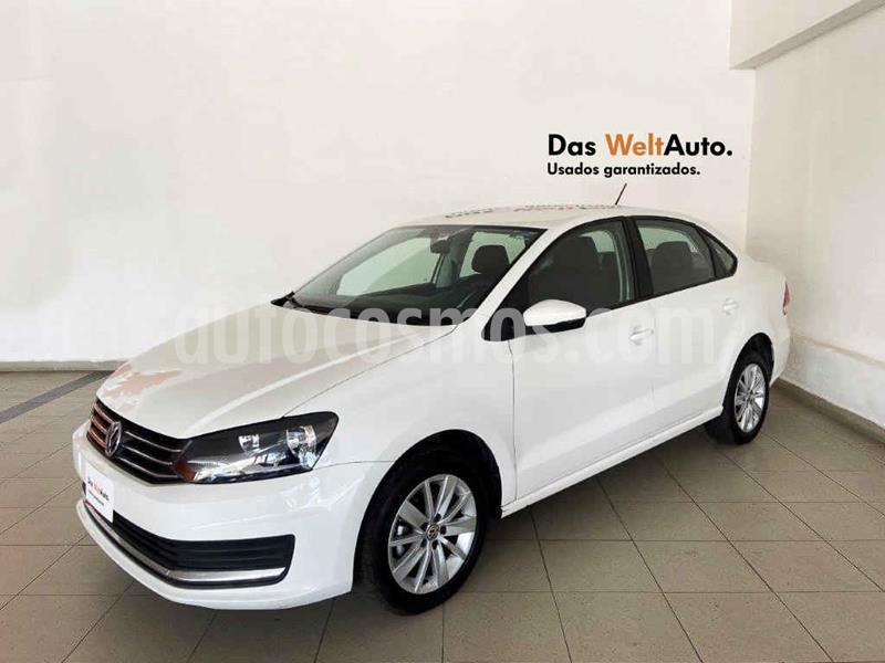 Volkswagen Vento Comfortline usado (2020) color Blanco precio $209,007