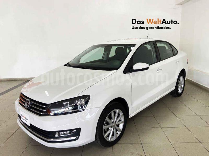 Volkswagen Vento Highline usado (2020) color Blanco precio $219,243