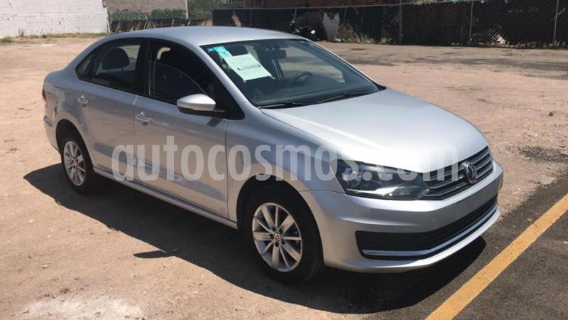 Volkswagen Vento 4P CONFORTLINE TDI L4/1.5/T AUT usado (2018) color Plata precio $199,000