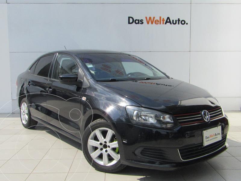 Foto Volkswagen Vento Active Aut usado (2015) color Negro Profundo precio $159,000