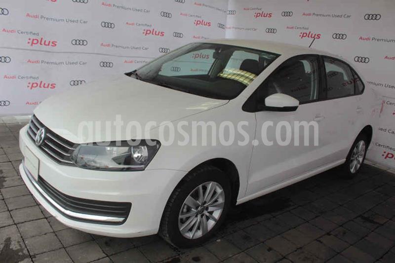 Foto Volkswagen Vento Comfortline usado (2020) color Blanco precio $203,500