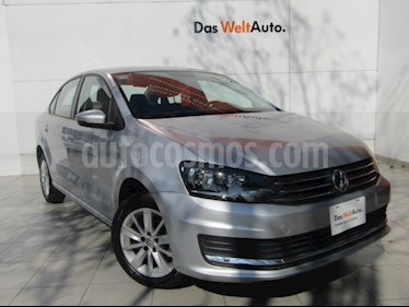 Volkswagen Vento Comfortline usado (2019) color Plata Reflex precio $213,000