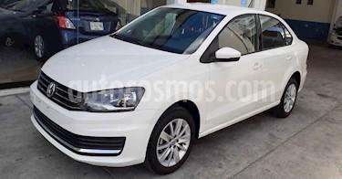 Volkswagen Vento 4p Confortline L4/1.6 Aut usado (2019) color Blanco precio $179,900