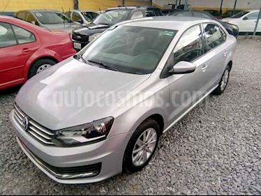 Volkswagen Vento Comfortline usado (2017) color Plata precio $145,000