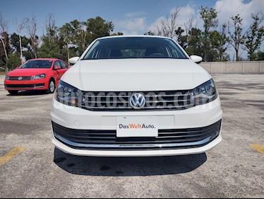 Volkswagen Vento Comfortline usado (2019) color Blanco Candy precio $229,000