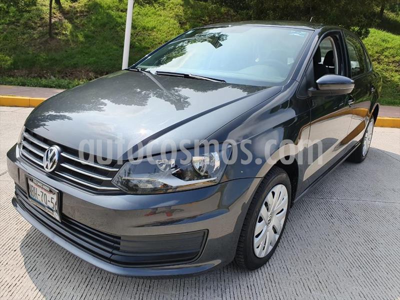 Volkswagen Vento Startline Aut usado (2017) color Negro precio $155,000