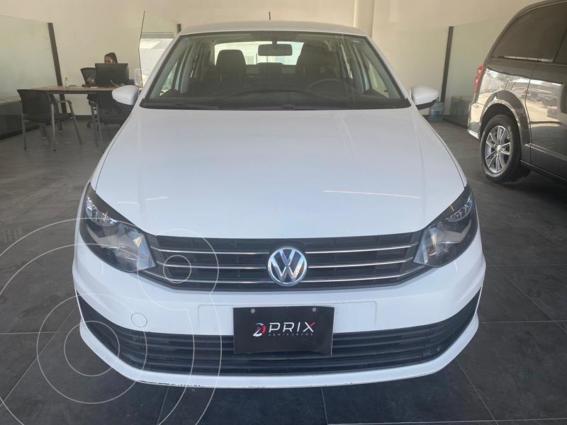 Foto Volkswagen Vento Startline Aut usado (2020) color Blanco precio $220,000