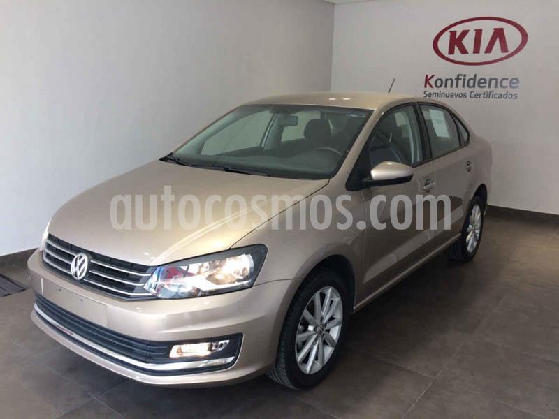 Volkswagen Vento Highline usado (2020) color Beige precio $217,800