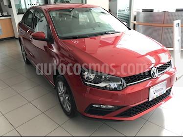 Volkswagen Vento Comfortline Aut nuevo color Rojo precio $290,990