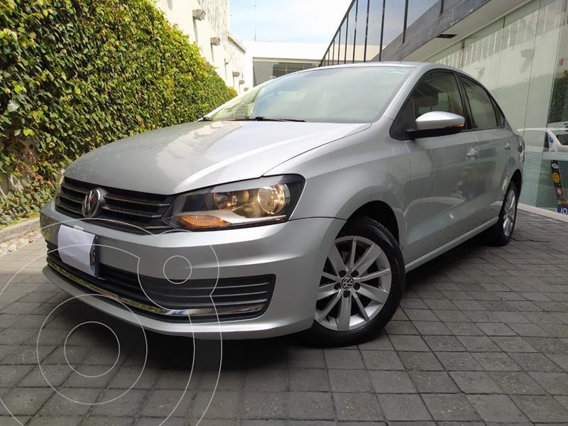Volkswagen Vento Comfortline usado (2016) color Plata Dorado precio $155,000
