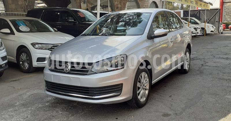 Volkswagen Vento Comfortline usado (2019) color Plata Dorado precio $168,900