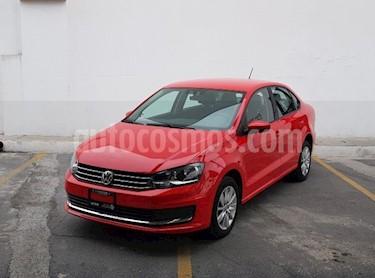 Volkswagen Vento Comfortline usado (2018) color Rojo precio $198,000