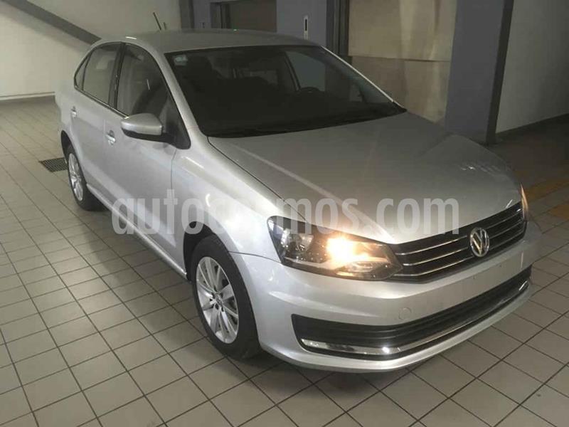 Volkswagen Vento Comfortline usado (2019) color Plata precio $211,000