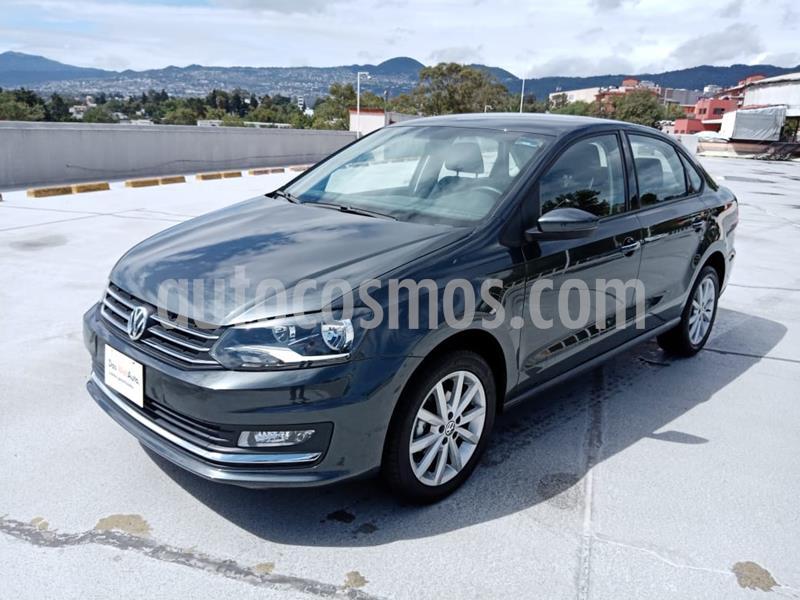 Volkswagen Vento Highline Aut usado (2020) color Gris Carbono precio $245,000