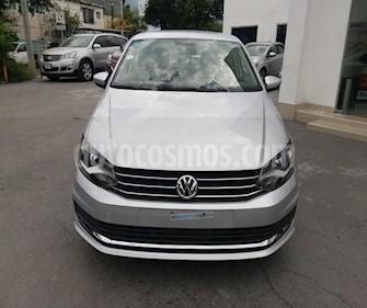 Foto Volkswagen Vento Comfortline Aut usado (2018) color Plata precio $183,000