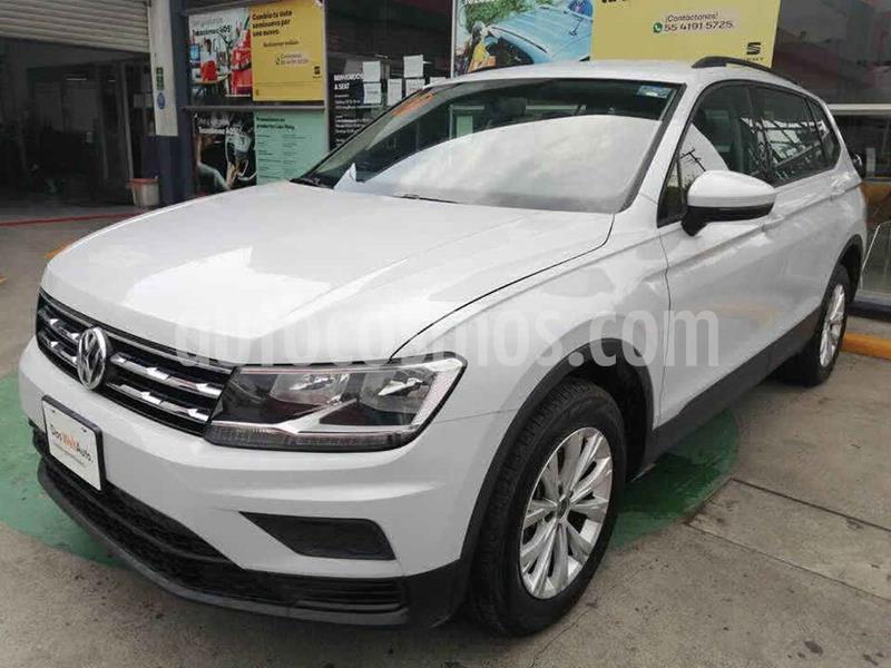 Volkswagen Vento Startline Aut usado (2018) color Blanco precio $325,000