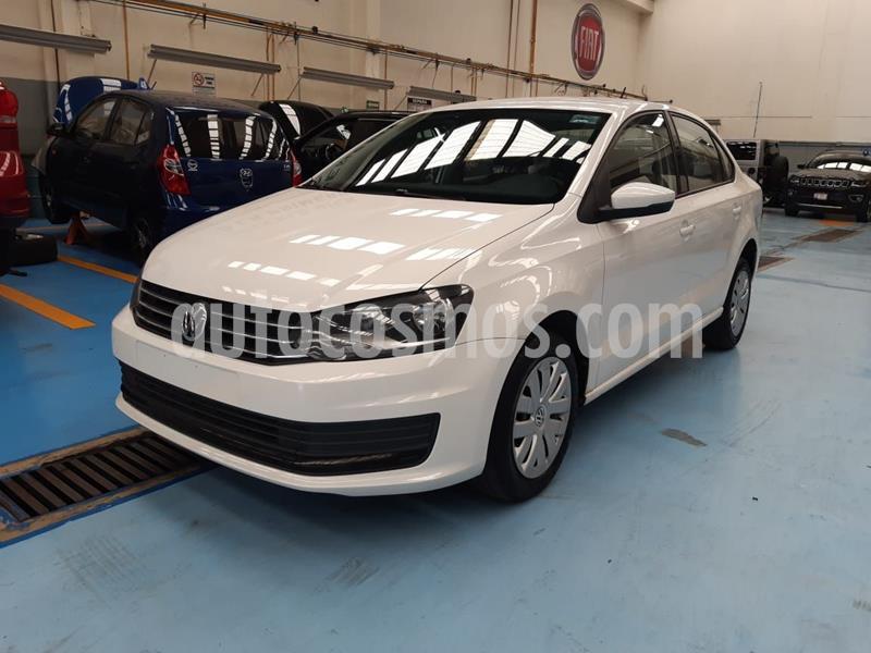 Foto Volkswagen Vento Startline usado (2018) color Blanco precio $190,000