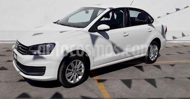 Volkswagen Vento 4p Confortline L4/1.6 Aut usado (2019) color Blanco precio $169,800