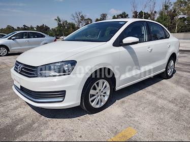 Volkswagen Vento Comfortline usado (2019) color Blanco Candy precio $219,000