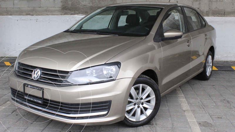 Foto Volkswagen Vento Comfortline Aut usado (2019) color Beige precio $260,000