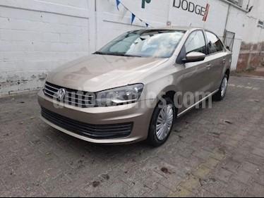 Volkswagen Vento 4P STARLINE TM5 A/AC. VE R-15 usado (2016) color Beige precio $143,000